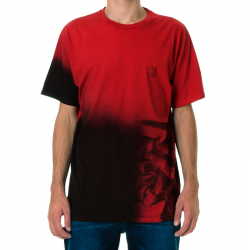 BLOODLINE TEE BORDO