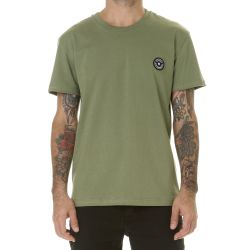 CORE PATCH TEE VERDE