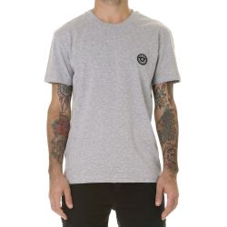 CORE PATCH TEE GRIS MELANGE