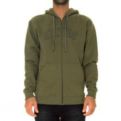 SUMMIT SHRPA ZIP VERDE MILITAR