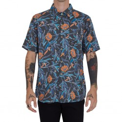 JUNGLE SHIRT TURQUESA
