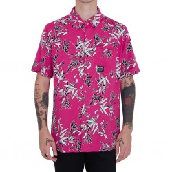 JUNGLE SHIRT MINERAL RED